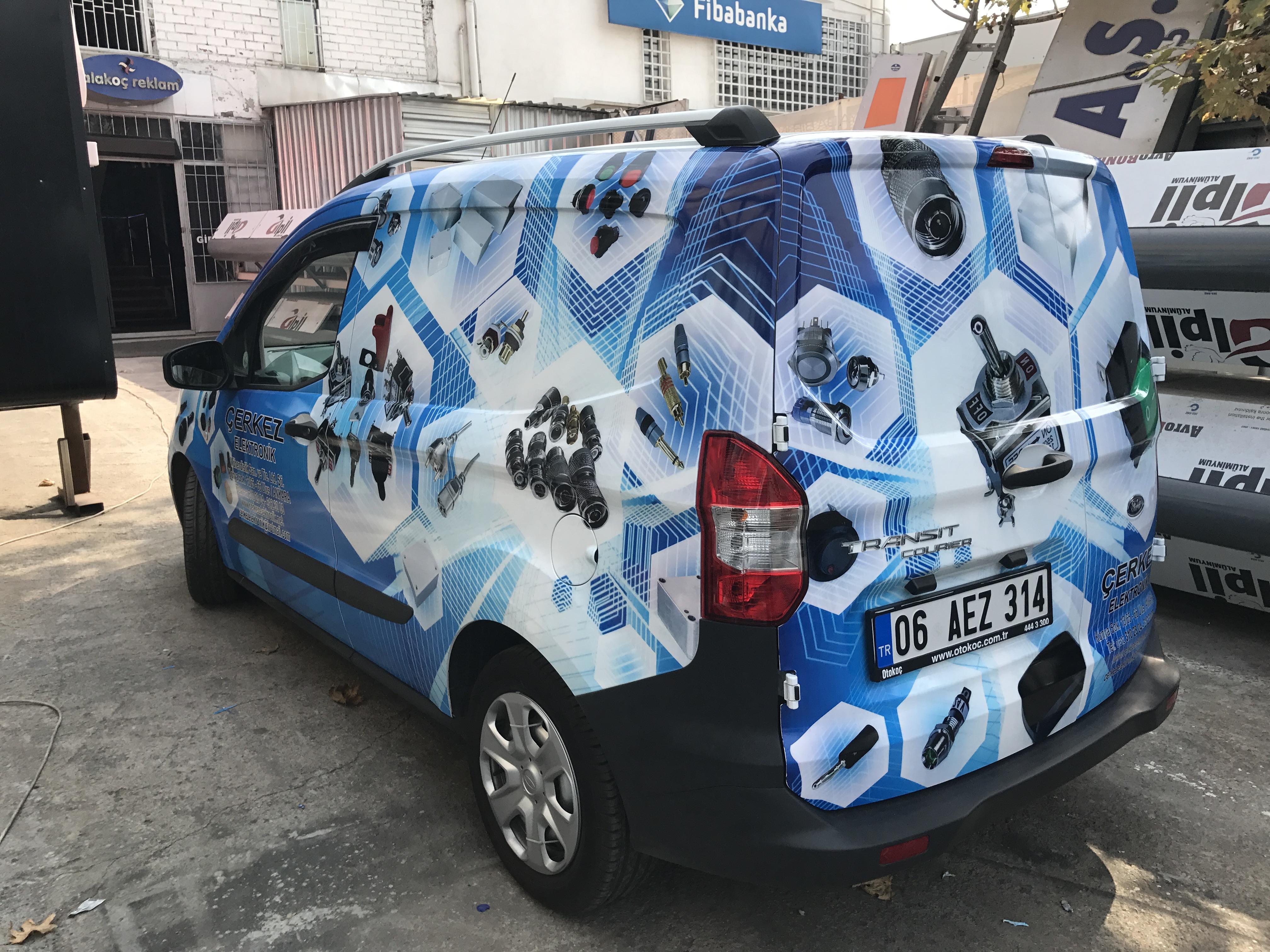 Araç Giydirme, Ankara, Araç Kaplama, Taksi Kaplama, Araç Modifiye Kaplama, Araba Giydirme, Araç Üzeri Reklam Yapma, Araç, Araba, Reklam, Baskı, Arabalı Reklam, Reklamlı Araba, Ankara Araç (115)